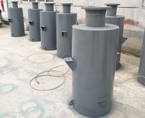 蒸汽消音器