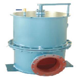 手动反冲洗式工业滤水器